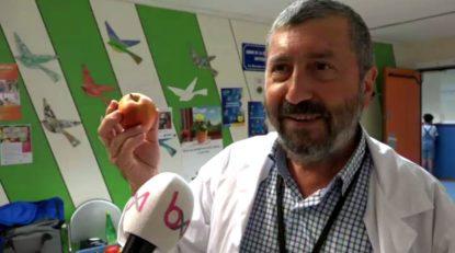 Une pomme contre une cigarette : les hôpitaux se mobilisent pour la journée mondiale sans tabac - BX1