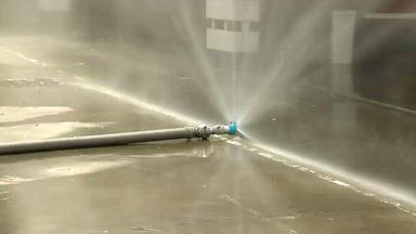 Bruxelles : un incendie dans la cuisine d'un restaurant provoque d'importants dégâts