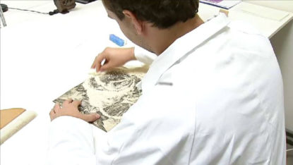 10 000 oeuvres de la Bibliothèque royale restaurées - BX1