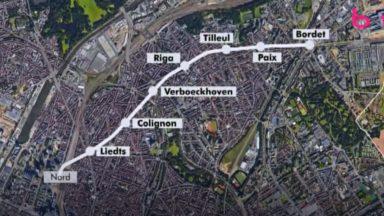 Station Riga: au gouvernement bruxellois de trancher parmi les variantes qui se précisent