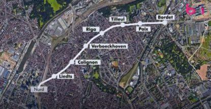 Station Riga: au gouvernement bruxellois de trancher parmi les variantes qui se précisent - BX1