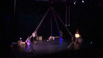 """""""Sarab"""", le spectacle qui montre la détresse des réfugiés du monde entier - BX1"""