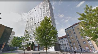 Molenbeek: la tour Brunfaut et ses 97 appartements vides depuis déjà deux ans - BX1