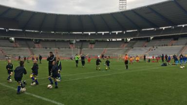 Brussels Soccer Trophy: un tournoi réunit un millier de jeunes de 8 à 9 ans au stade Roi Baudouin