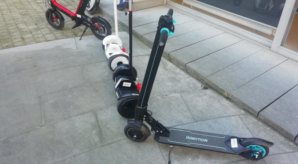 Les hoverboards et les trottinettes électriques séduisent les Belges de plus en plus - BX1