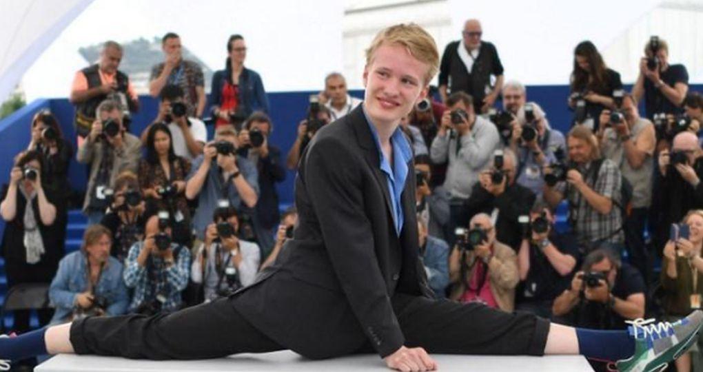 """Cannes 2018: le Bruxellois Victor Polster remporte le prix d'interprétation dans la section """"Un Certain Regard"""" - BX1"""