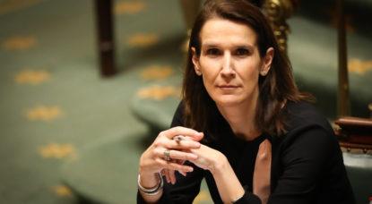 """Communes à facilités: """"une belle victoire francophone"""" réagit la ministre fédérale Sophie Wilmès - BX1"""