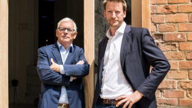 Antoine de Borman nommé président de citydev.brussels