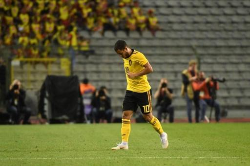 La Belgique de Thomas Meunier domine le Costa Rica (4-1)