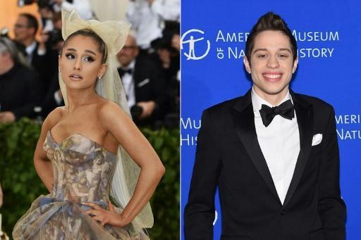 Ariana Grande se serait fiancée à son chéri