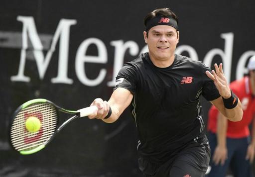 Federer à nouveau contre un gaucher — ATP Stuttgart