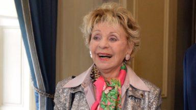La Ville de Bruxelles va renommer un parc de Laeken en l'honneur d'Annie Cordy