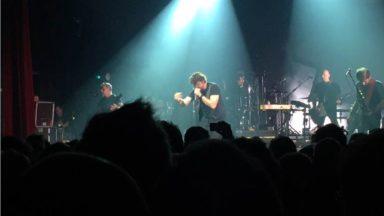 Concert à l'Ancienne Belgique: Bertrand Cantat mettrait fin à sa carrière
