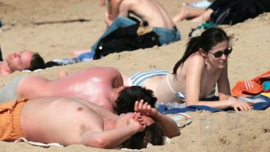 Les Belges encore trop souvent victimes de coups de soleil, estime la Fédération contre le Cancer