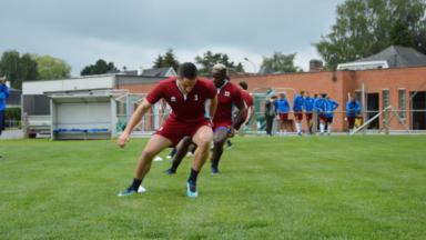 L'Union Saint-Gilloise a repris les entraînements