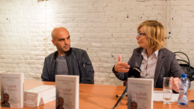 Communales 2018: Mohamed El Bachiri, l'époux d'une victime du 22-Mars, se présente à Molenbeek