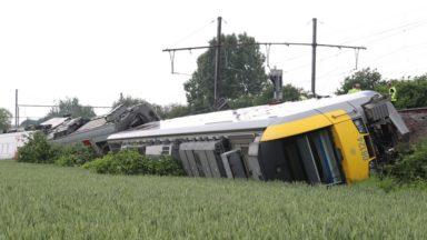 SNCB : la ligne Bruxelles-Mons est à nouveau opérationnelle depuis ce vendredi après-midi