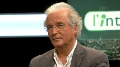 Rue de la Loi : Didier Gosuin peut-il changer d'avis ?