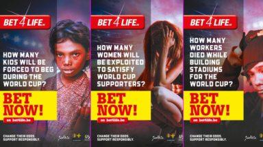 La fondation Samilia lance une campagne de paris pour lutter contre les exploitations d'être humains