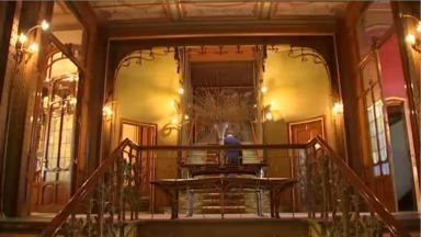 A la découverte de l'hôtel Solvay, joyau Art nouveau signé Victor Horta