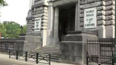 Le Musée Art et Histoire, au parc du Cinquantenaire, rouvre ses portes