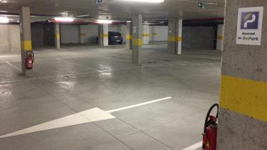 Molenbeek: 254 places de parking hors-voirie pour les habitants