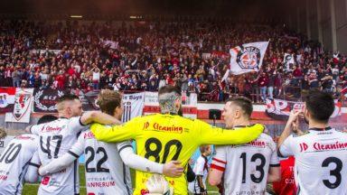 Football : le RWDM battu dans son antre par le RSC Anderlecht (0-1)