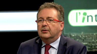 Rudi Vervoort (PS) est l'invité de l'Interview
