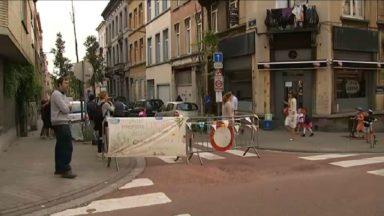 Saint-Josse : une rue fermée devant la sortie d'une école pour plus de sécurité