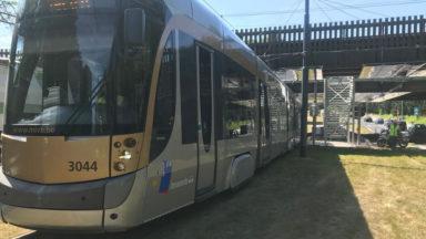Nouveau chantier pour le tram 9