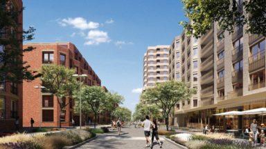 Tour & Taxis : les citoyens invités à choisir le nom des rues du futur quartier