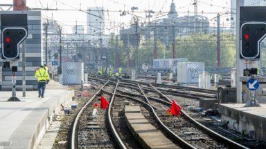Rail : la ligne Bruxelles-Mons à l'arrêt à cause d'un individu au comportement suspect