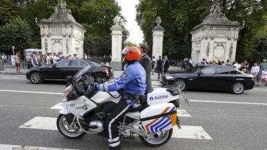 Grogne dans la police : 25% des agents sous certificat médical à Bruxelles