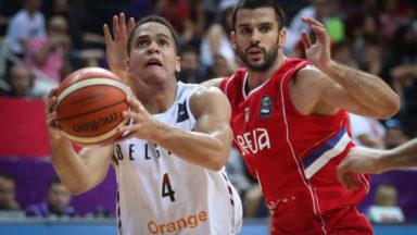 Le Bruxellois Manu Lecomte ne rêve plus de la NBA, il en a fait son objectif