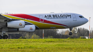 Air Belgium opère son premier vol long-courrier vers Hong Kong