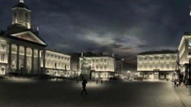 Bruxelles-ville: la place Royale réaménagée d'ici 2020
