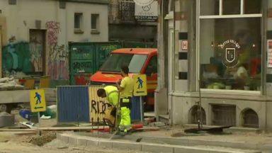 Boulevard Général Jacques: un an après le début des travaux, les commerçants demandent un soutien financier