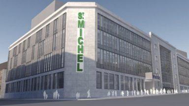 Le futur campus Saint-Michel à Molenbeek accueillera 1400 élèves dès 2020