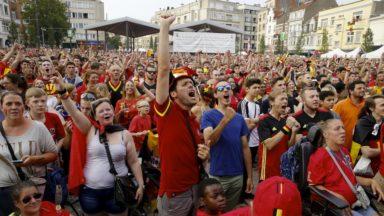 Pas d'écrans géants à Bruxelles avant le 30 juin minimum