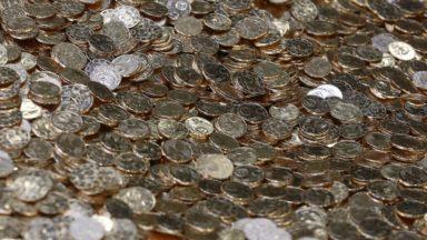 Les paiements en liquide seront bientôt arrondis, annonce Kris Peeters