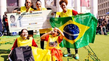 Des footballeuses du RWDM s'envolent au Brésil pour la finale d'un tournoi de foot à cinq