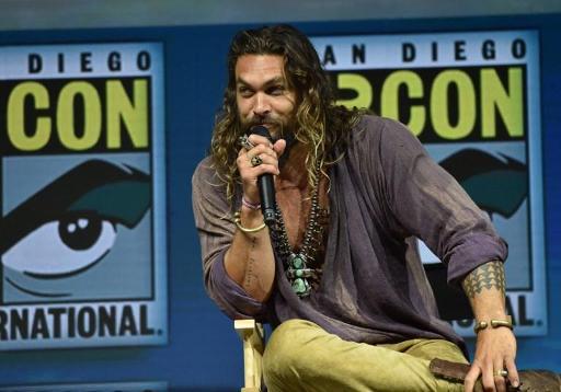 Bande-annonce Comic Con en VF et VOST — Aquaman