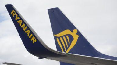 Grève chez Ryanair : environ 30% des vols depuis et vers la Belgique sont annulés les 25 et 26 juillet