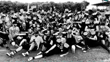 Belgian Bowl : les Brussels Black Angels champion