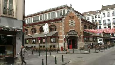 Bruxelles : les Halles Saint-Géry renouent avec leur passé brassicole