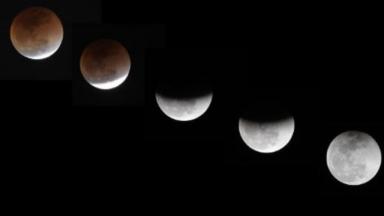 Une éclipse lunaire totale visible en Belgique ce vendredi