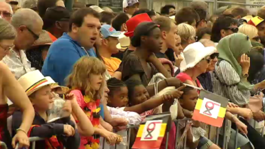 Fête nationale: regain de patriotisme après la Coupe du monde