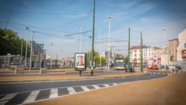 Les travaux de réaménagement de la Porte de Ninove touchent à leur fin… avant la création d'un parc de 20.000 m²