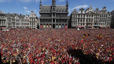 Plus de 40.000 fans pour le retour des Diables rouges : du pur bonheur de bout en bout