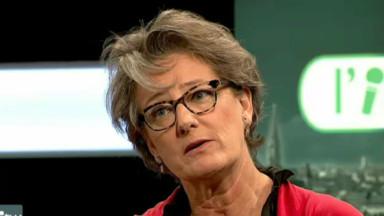 L'ex-ministre bruxelloise Evelyne Huytebroeck devient co-présidente du Parti vert européen